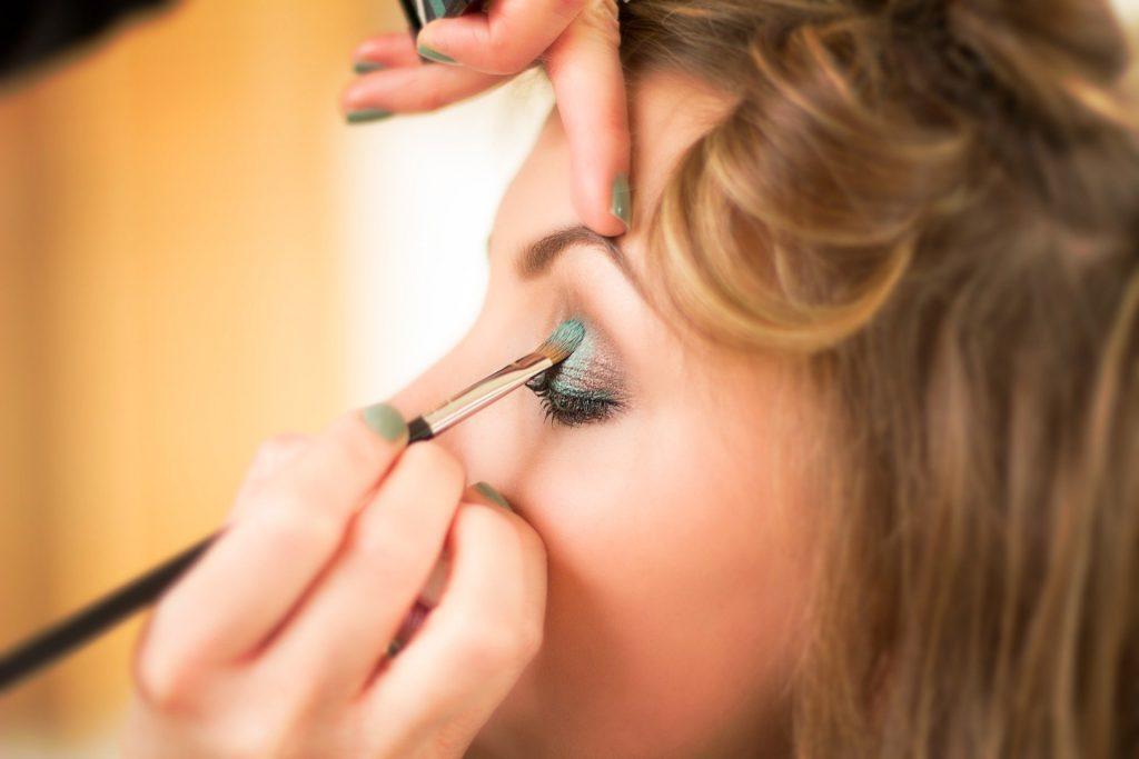Beste Oogschaduw Make-up Voor Blauwe Ogen